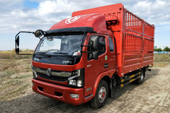 东风 凯普特K7 150马力 4.8米排半仓栅式载货车(EQ5050CCYL8BDCAC)