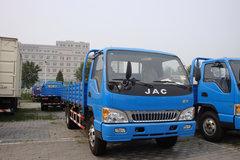 江淮 威铃 109马力 4X2 5.2米单排栏板载货车(HFC1056K103) 卡车图片