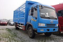 解放 骏威(J5K)中卡 130马力 4X2 仓栅载货车(CA5163CLXYP9K2L4AE) 卡车图片