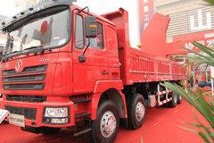 陕汽 德龙F3000重卡 290马力 8X4 栏板载货车(轻量化)(SX1315NR366) 卡车图片