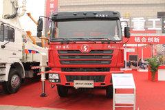 陕汽 德龙F3000重卡 270马力 6X4 7米栏板载货车(加强版)(SX1255JM434) 卡车图片