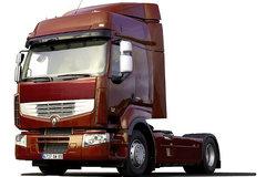 雷诺 Premium系列重卡 380马力 4X2 牵引车 卡车图片