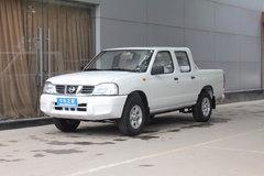 2011款郑州日产 高级型 2.4L汽油 四驱 双排皮卡 卡车图片
