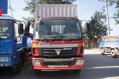 福田 欧曼CTX 3系中卡 160马力 4X2 厢式载货车(BJ5163VJCHN-3) 卡车图片