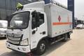 福田 欧马可3系 154马力 4.165米易燃气体厢式运输车(BJ5049XRQ-A3)