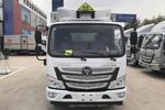 福田 欧马可3系 156马力 4X2 易燃液体厢式运输车