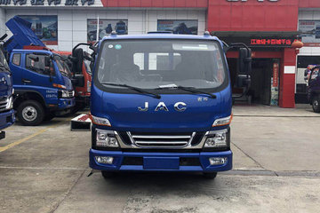 江淮 骏铃G系 V5运输型 116马力 4X2 3.8米自卸车(HFC3076P92K2C8V)