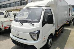 飞碟缔途 MX 乐享版 1.5L 108马力 汽油/CNG 3.6米单排厢式微卡(FD5030XXYD66K5-S1) 卡车图片
