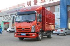 飞碟奥驰 V6系列 170马力 4.17米单排仓栅式轻卡(10挡)(FD5043CCYW63K5-1)图片