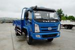 跃进 开拓X500 兼用型 110马力 4.2米自卸车(SH3042VEDBNW1)图片