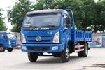 跃进 开拓X500 110马力 4.2米自卸车(SH3042VEDBNW1)图片
