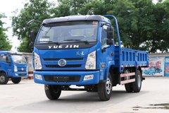 跃进 开拓X500 兼用型 重载版 129马力 4X2 4.15米自卸车(SH3082VEDCNZ1)