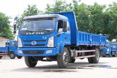 跃进 开拓X500 运输型 140马力 4X2 6.5米自卸车(SH3162VPDCWW4) 卡车图片