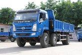跃进 开拓X500 160马力 6.7米自卸车(SH3252VGDDWW4)