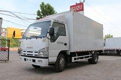 庆铃 五十铃100P 98马力 4.25米单排厢式轻卡(QL5040XXYA6HA) 卡车图片
