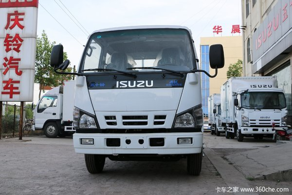仅售13.67万五十铃600P载货车优惠促销