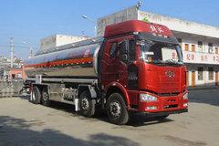 一汽解放 J6P 280马力 8X2 运油车(醒狮牌)(SLS5310GYYC5T)