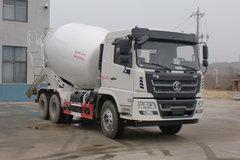 陕汽商用车 轩德X6 270马力 6X4 5.8方混凝土搅拌运输车(9挡)(SX5250GJBGP5344)
