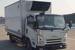 江铃 凯锐800 152马力 4.05米冷藏车(郑州红宇)(HYJ5040XLCB)