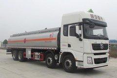 陕汽重卡 德龙X3000 336马力 8X4 运油车(楚胜牌)(CSC5310GYYSX5)