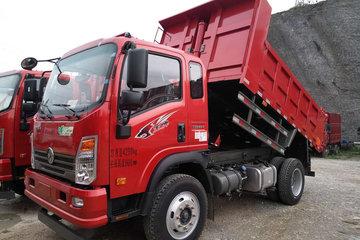 重汽王牌 7系 129马力 4X2 3.8米自卸车(CDW3040A1R5)
