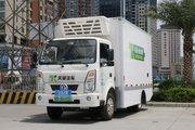 东风华神 特商 4.5T 4.08米纯电动冷藏车