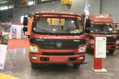 福田 欧马可3系 131马力 4.23米单排仓栅式轻卡(BJ5049CCY-A3) 卡车图片