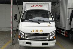 江淮 康铃X7 舒适型 102马力 3.8米单排仓栅式轻卡(HFC5041CCYPV3K1C1V)图片