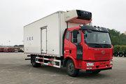 一汽解放 J6L 180马力 4X2 6.85米冷藏车(CA5160XLCP62K1L4A1E5)