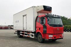 一汽解放 J6L 240马力 4X2 6.8米冷藏车(CA5180XLCP62K1L2E5)