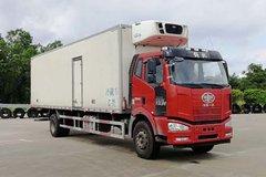 一汽解放 J6M 240马力 4X2 9.6米冷藏车(CA5180XLCP63K1L9E5)