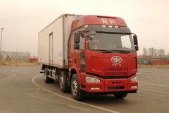 一汽解放 J6M 280马力 6X2 7.7米冷藏车(CA5250XLCP63K1L2T3E5)