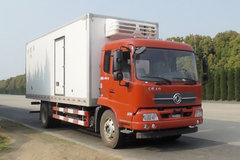 东风商用车 天锦 180马力 4X2 7.4米冷藏车(8档)(DFH5160XLCBX2JV)