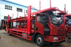 湖北程力 220马力 4X2 车辆运输车(解放 J6L)(一汽10档)(CLW5160TCLC5)