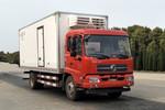 东风商用车 天锦 180马力 4X2 6.55米冷藏车(DFH5180XLCBX1DV)图片
