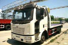 一汽解放 J6L 160马力 4X2清障车(CLW5080TQZC5)