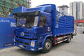 三环十通 昊龙 220马力 4X2 6.75米仓栅式载货车(STQ5256CCYD5)