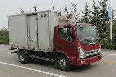 福田 奥铃TX 156马力 4X2 4.085米冷藏车(BJ5048XLC-A1)