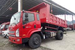 南骏汽车 瑞吉 160马力 4X2 4.3米自卸车(NJA3041PPB38V) 卡车图片