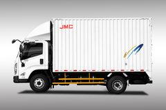 江铃 凯锐重载金刚 154马力 4.08米单排厢式轻卡(JX5047XXYXGF2) 卡车图片