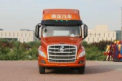 东风柳汽 乘龙T5重卡 430马力 6X4 LNG长头牵引车(LZ4250T5DL)