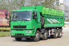 华菱重卡 345马力 8X4 6.5米自卸车(HN3310B34B8M5) 卡车图片