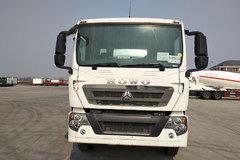 中国重汽 HOWO T5G 340马力 8X4 运油车(绿叶牌)(JYJ5317GYYE)