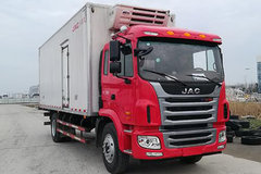 江淮 格尔发A5L 200马力 4X2 6.8米冷藏车(HFC5181XLCP3K3A57V)