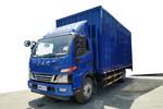 江淮 骏铃V7 160马力 4X2 5.2米单排厢式轻卡(HFC5091XXYP91K3C6V)图片
