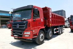 陕汽商用车 轩德X6 300马力 8X4 5.95米自卸车(SX3310GP5) 卡车图片