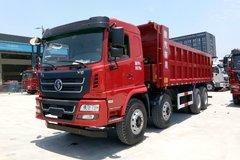 陕汽商用车 轩德X6  270马力 8X4 5.95米自卸车(SX3310GP5) 卡车图片