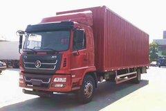 陕汽商用车 轩德X6中卡 轻量化版 180马力 4X2 9.65米厢式载货车(SX5181XXYGP52) 卡车图片
