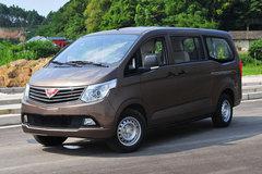 五菱 征程 2015款 舒适型 107马力 1.5L 7座面包车