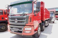 陕汽商用车 轩德X6 复合版 300马力 8X4 6.2米自卸车(潍柴)(SX3316GP5) 卡车图片